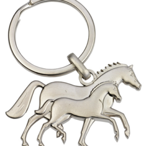 keyring mare and foal