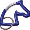 snap hook horse head