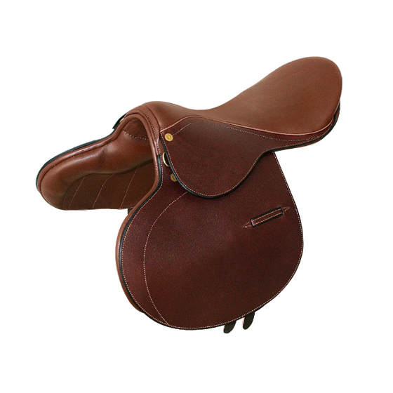 exercise saddle lether
