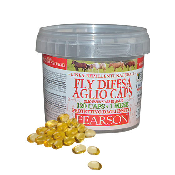 FLY DIFESA AGLIO CAPS