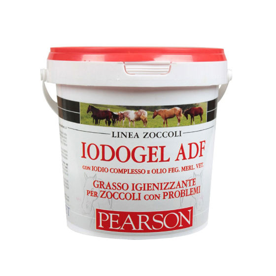 IODOGEL grasso zoccoli pearson