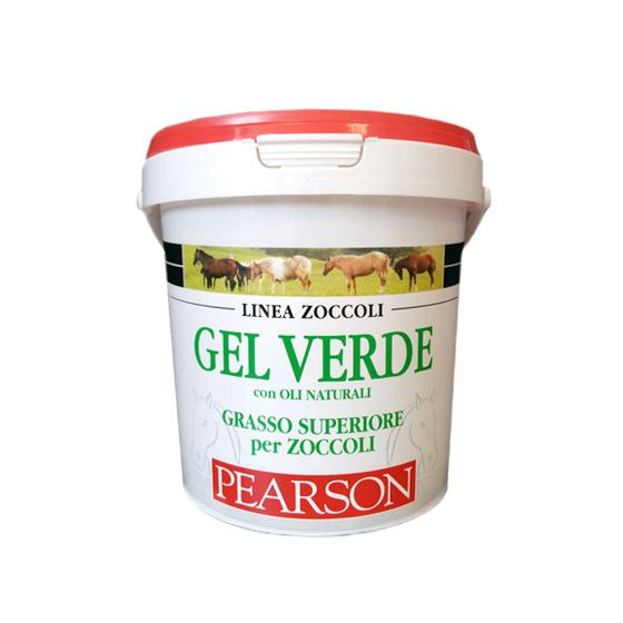 gel verde zoccoli pearson