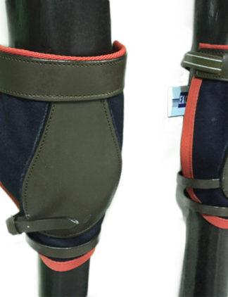 knee boots wool