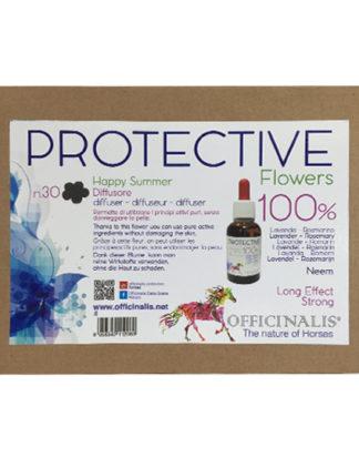 set protective officinalis