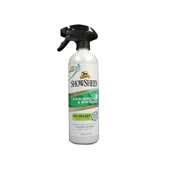 showsheen stain remover