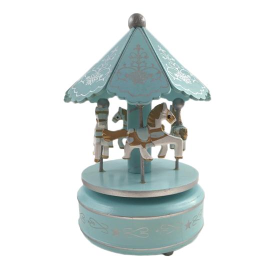 carousel music box