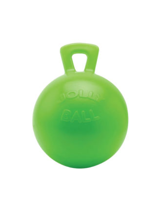 jolly ball green apple scented