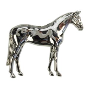brooch horse
