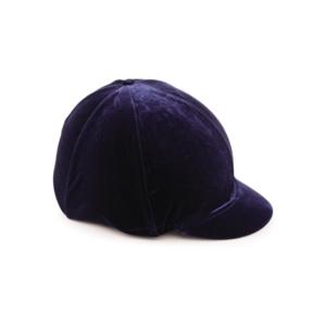 velveteen hat cover equestrian