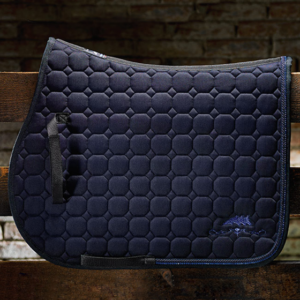 SADDLE PAD EQUILINE OCTAGON