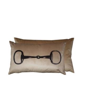 cushion snaffle