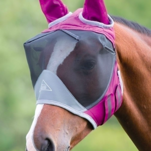 deluxe fly mask