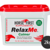 RELAX ME BY HORSE FIRST